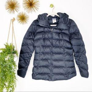 Patagonia Black Slim Fit Downtown Loft Jacket